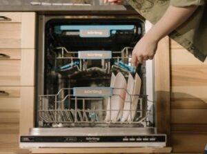 image of dish washer